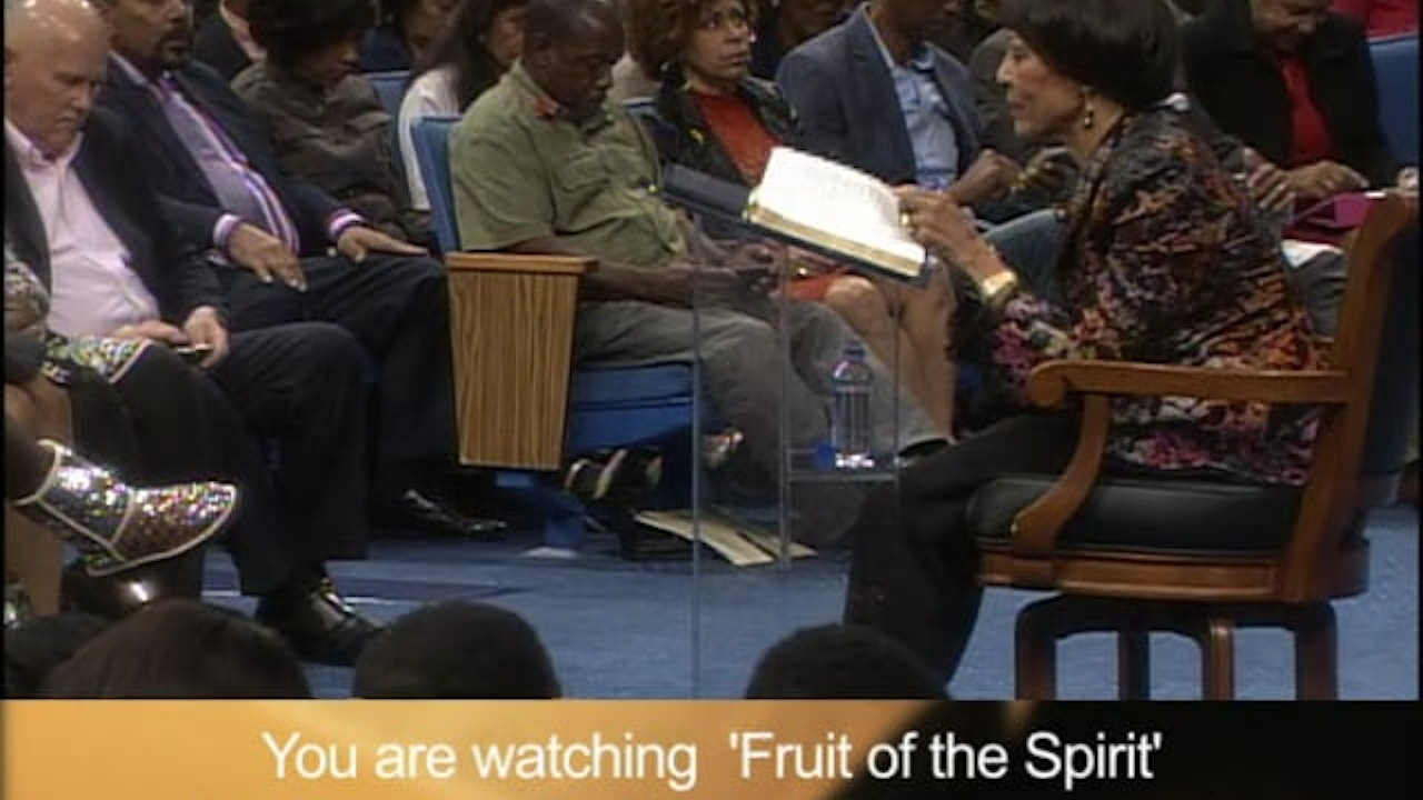 Watch Betty Price | Fruit of the Spirit