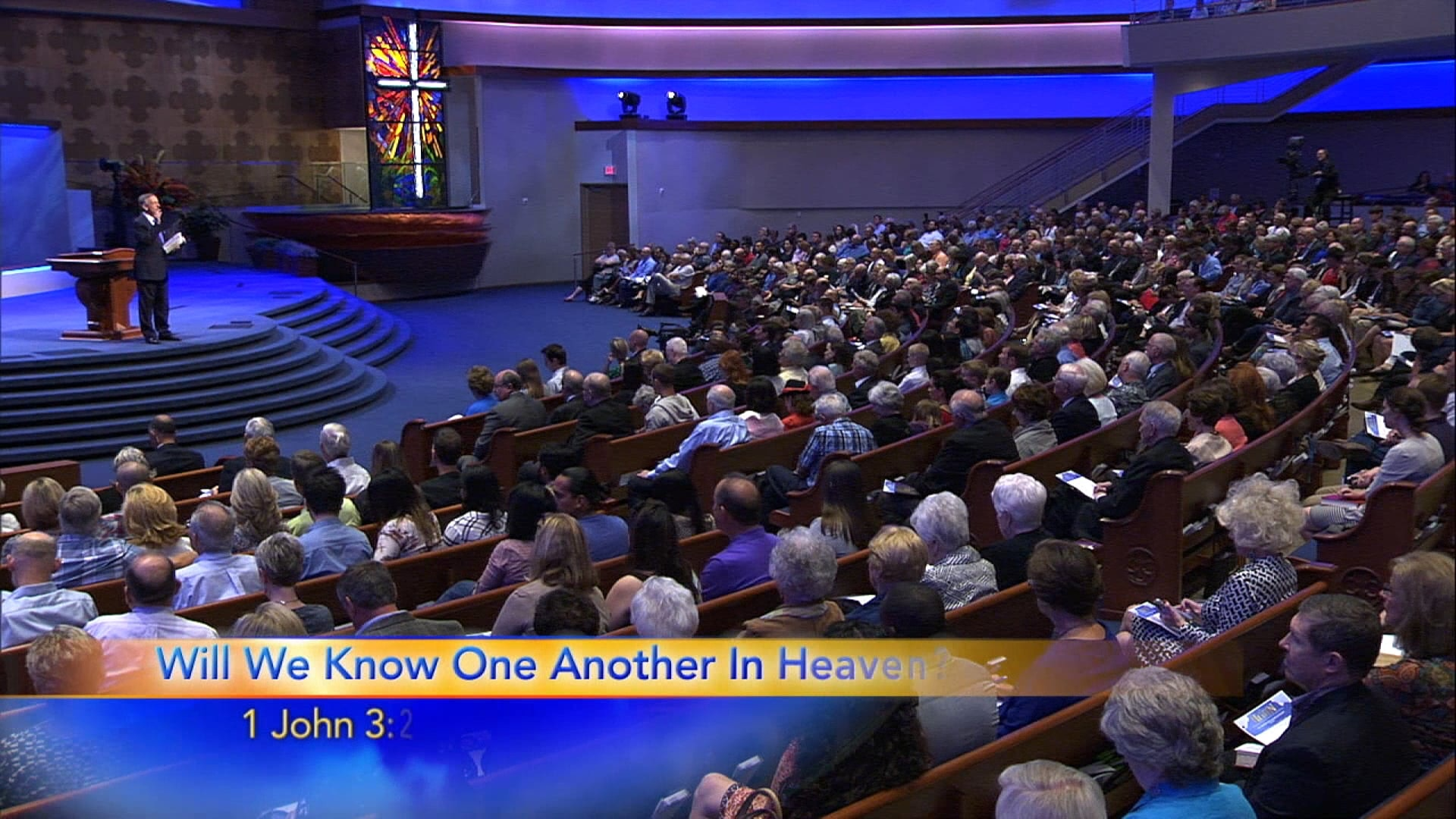 Watch A Place Called Heaven: Will We Know One Another in Heaven?