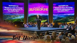 Video Image Thumbnail:A Life of Self Discipline