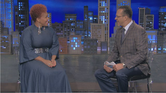 Praise   Tina Campbell & Jekalyn Carr   8/28/18