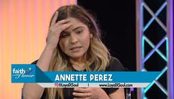 Video Image Thumbnail:Guest Annette Perez | Faith and Business