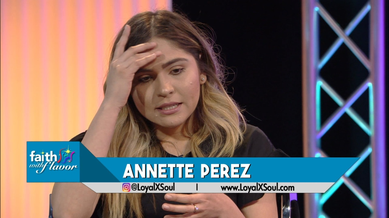 Watch Guest Annette Perez | Faith and Business