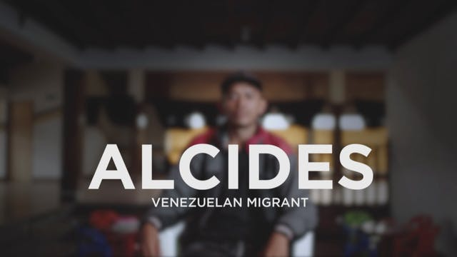 A Venezuelan Migrant's Story