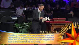 Video Image Thumbnail:Daniel: Courageous Living in a Pagan World: A Night to Remember