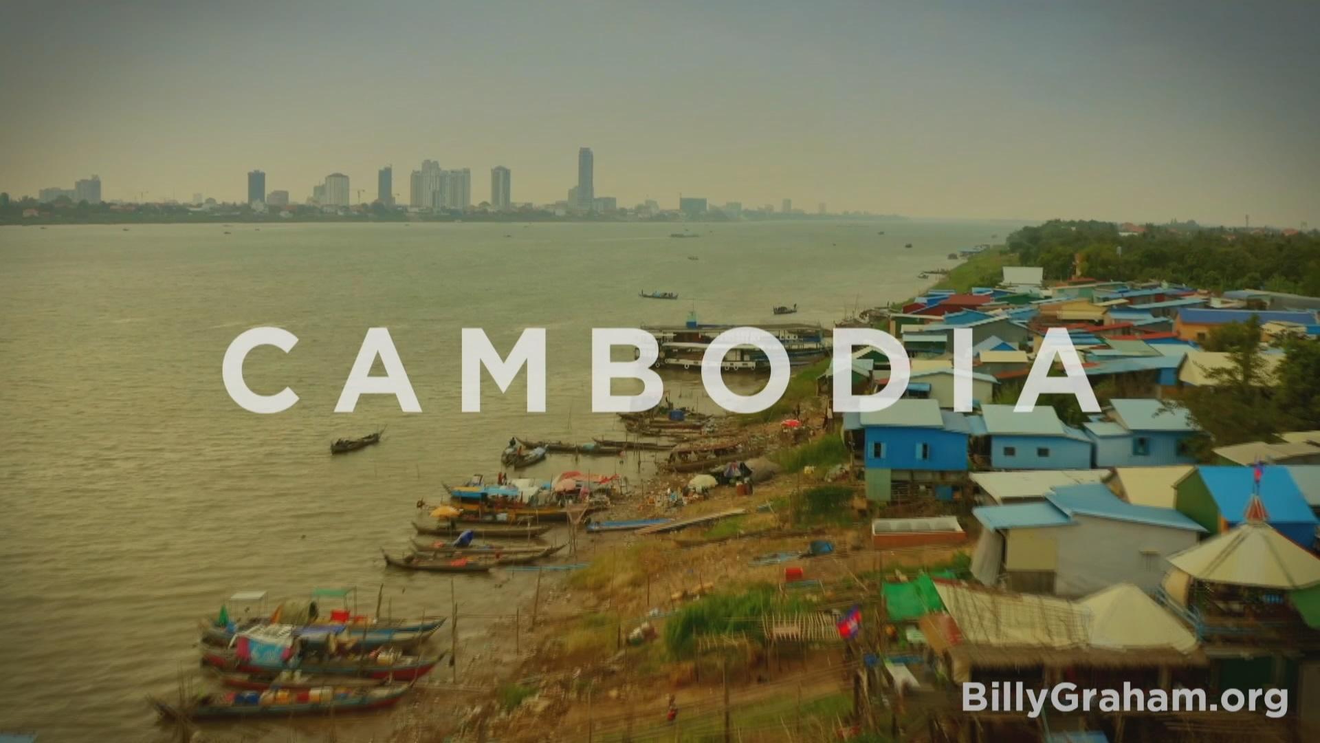Preaching Christ In Cambodia
