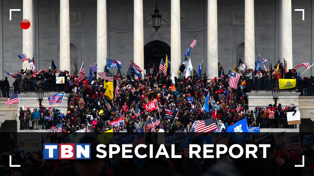Watch TBN Special Report: The Latest From Our Nation's Capital