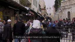 Video Image Thumbnail:Comfort My People Israel