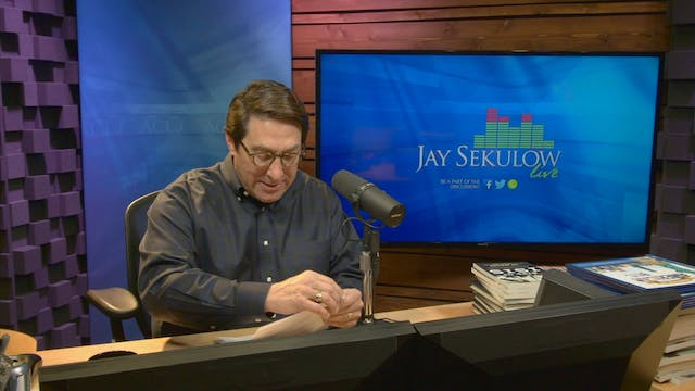 "ACLJ This Week with Jay Sekulow, ""Git..."