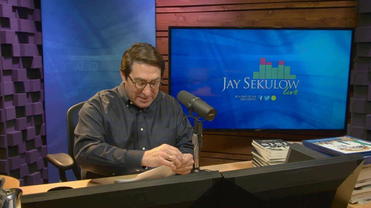 Watch ACLJ This Week with Jay Sekulow,