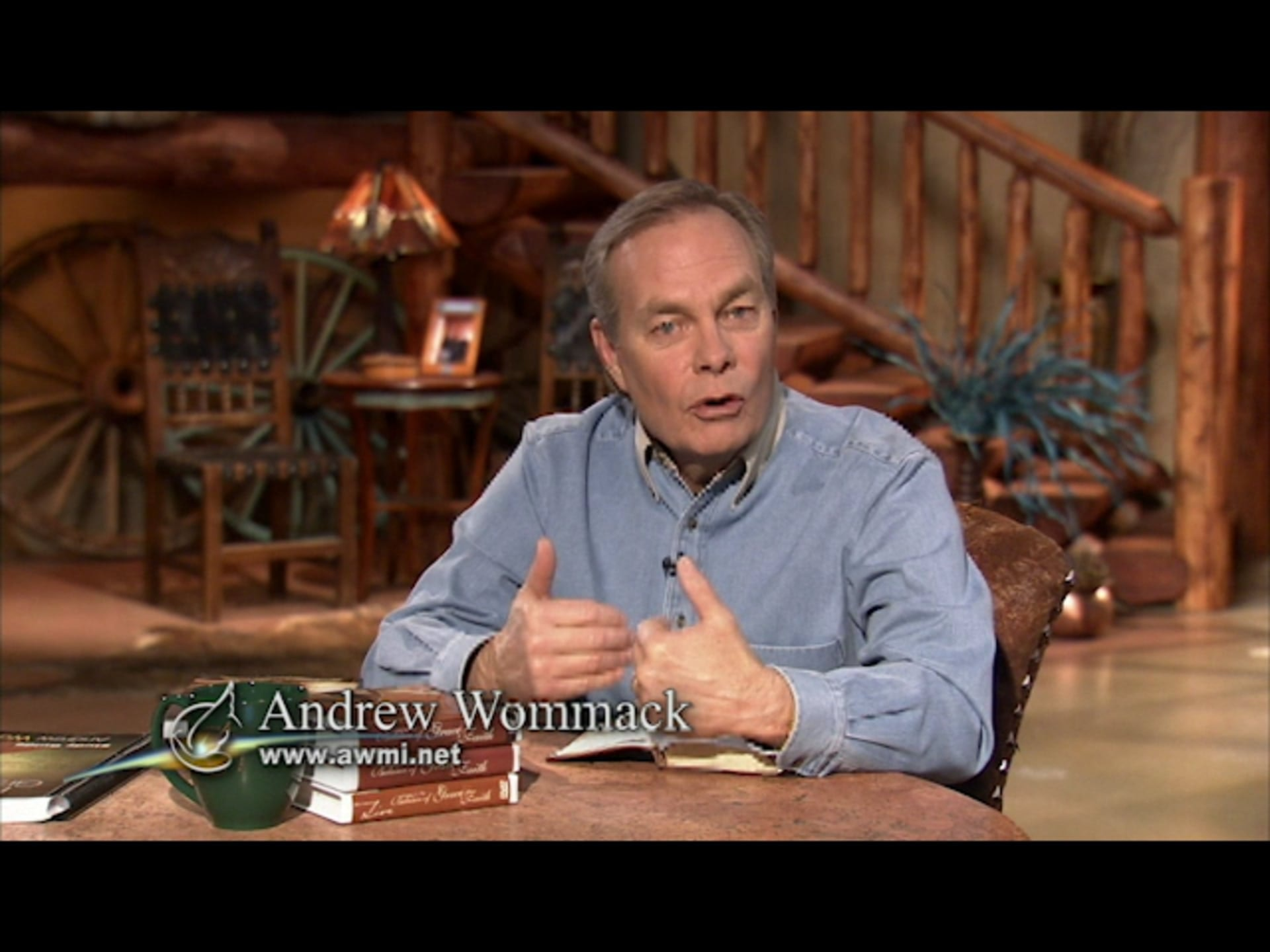 Watch Living in the Balance of Grace and Faith | March 21, 2019