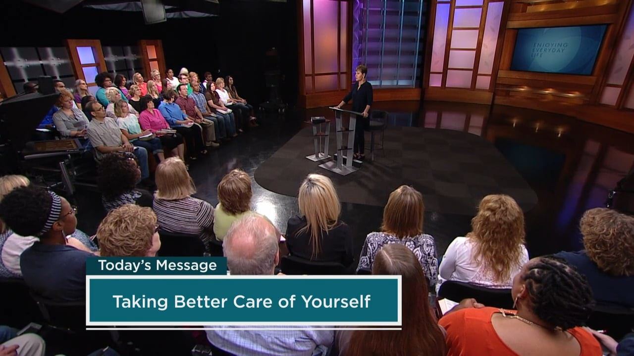 Watch Taking Better Care of Yourself