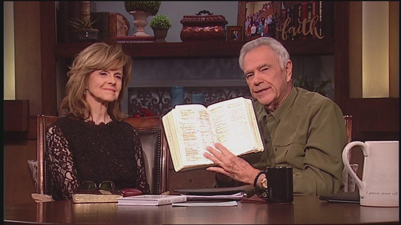 Watch James Robison   Living in God's Fruitfulness Part 3