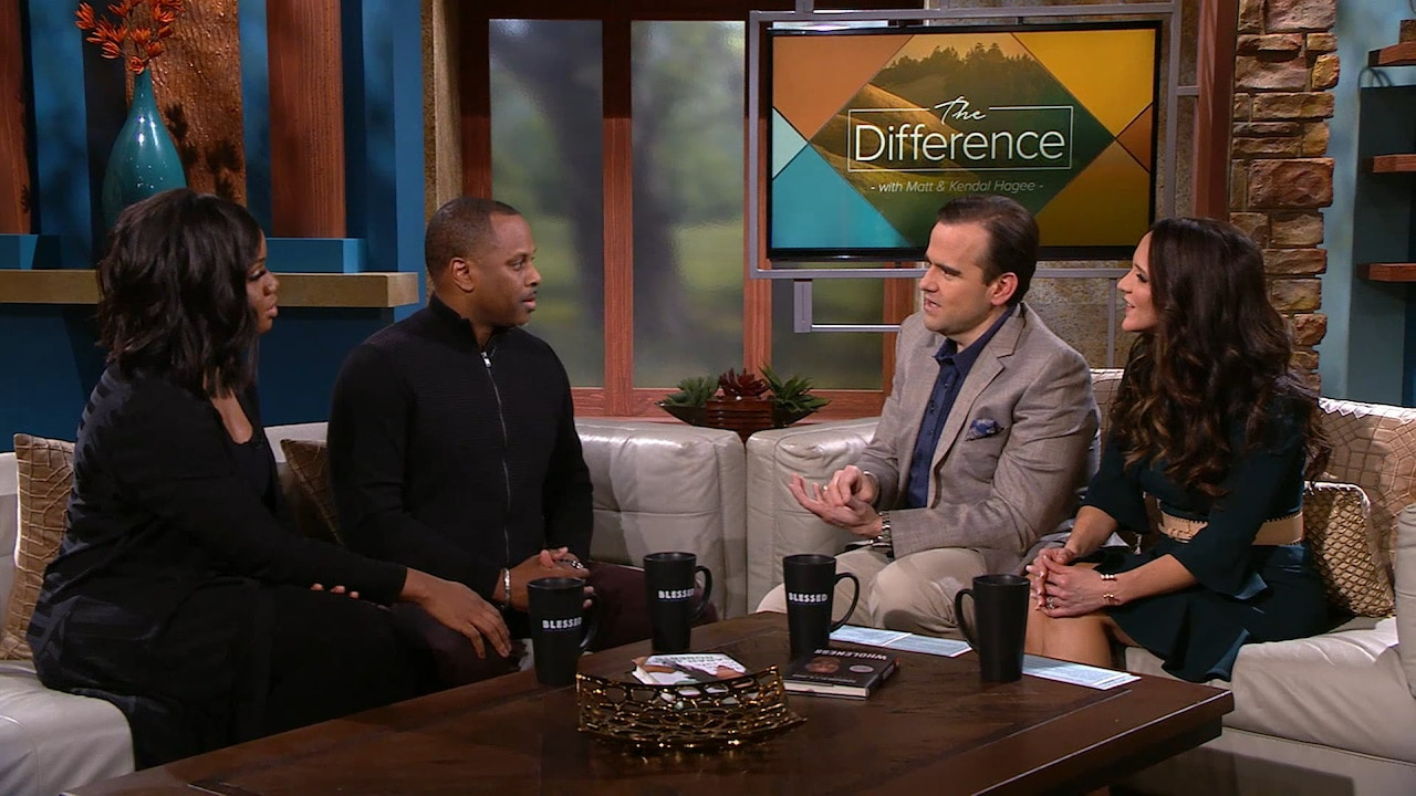 Watch Guests Toure and Sarah Jakes Roberts   From Brokenness to Breakthrough