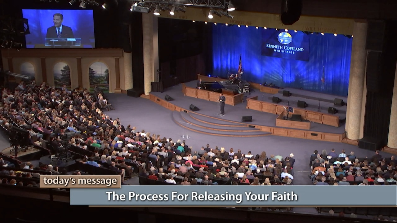 Watch The Process For Releasing Your Faith