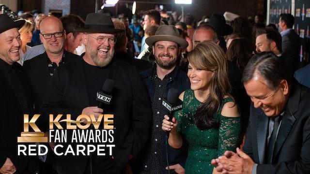 Red Carpet: 2021 K-LOVE Fan Awards