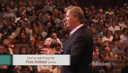 Video Image Thumbnail:Robert Morris:  The Blessed Life