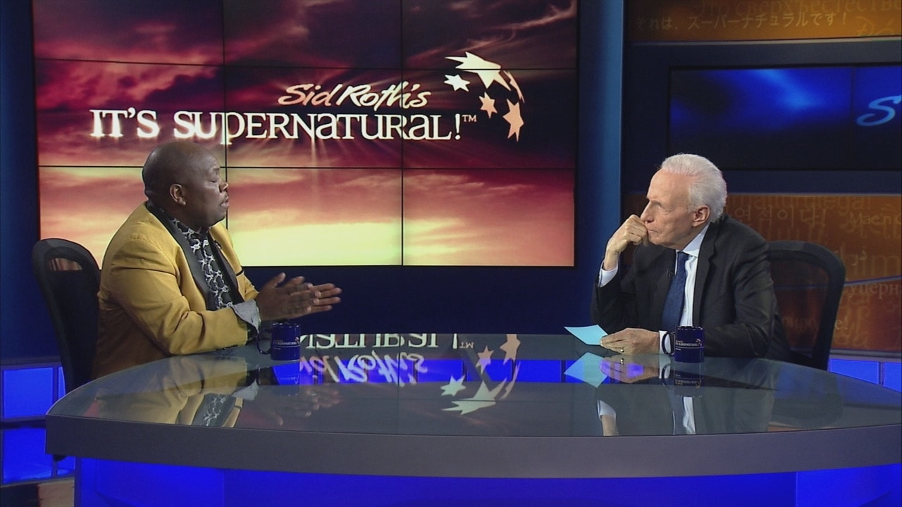 Watch Guest Dr. Francis Myles