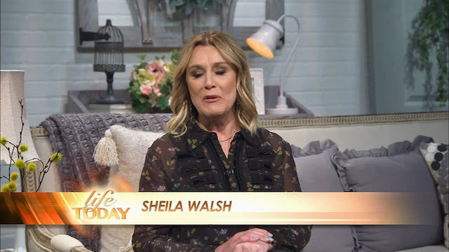 Sheila Walsh | When Your Heart Is Ove...
