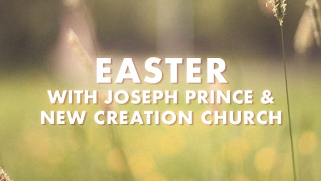 Easter With Joseph Prince And New Creation Church