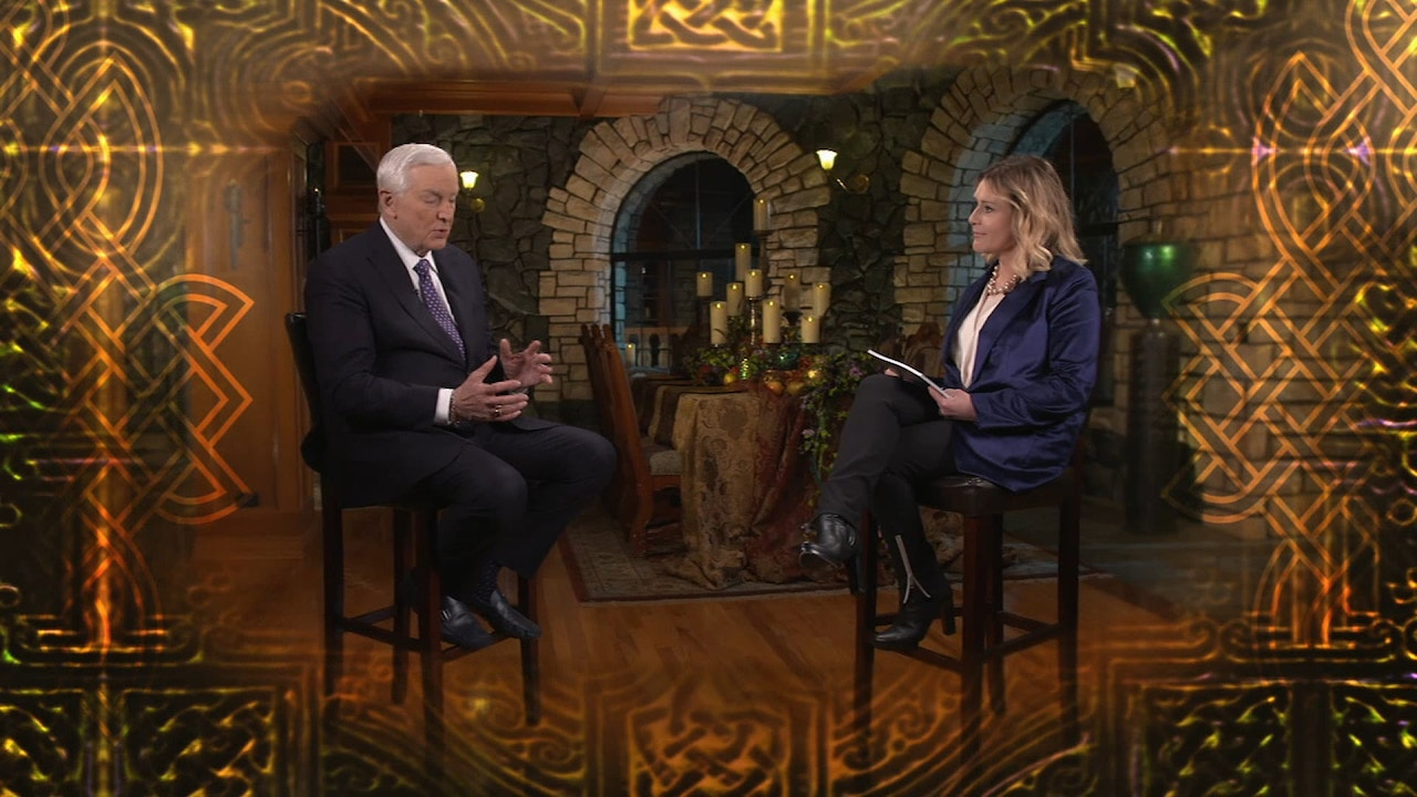 Watch Slaying The Giant Interview with Dr. David Jeremiah