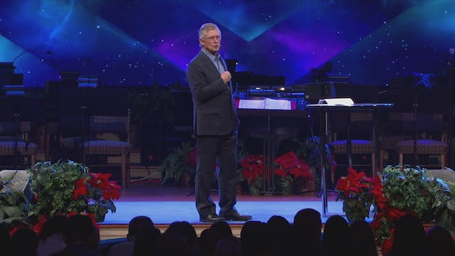 The Gift of Eternal Life At Christmas