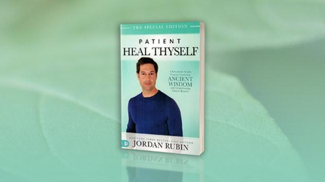 Jordan Rubin: Patient Heal Thyself