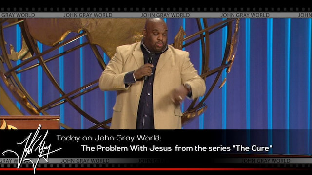 The Cure: The Problem with Jesus