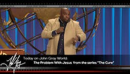 Video Image Thumbnail:The Cure: The Problem with Jesus