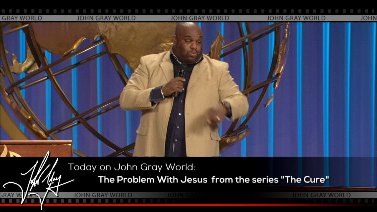 Watch The Cure: The Problem with Jesus