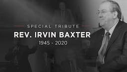 Video Image Thumbnail:Tribute To Irvin Baxter