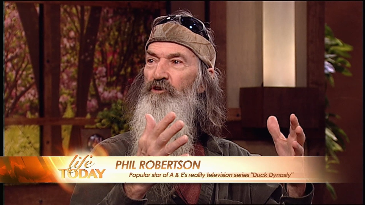 Watch Phil Robertson | The Thief of America's Soul