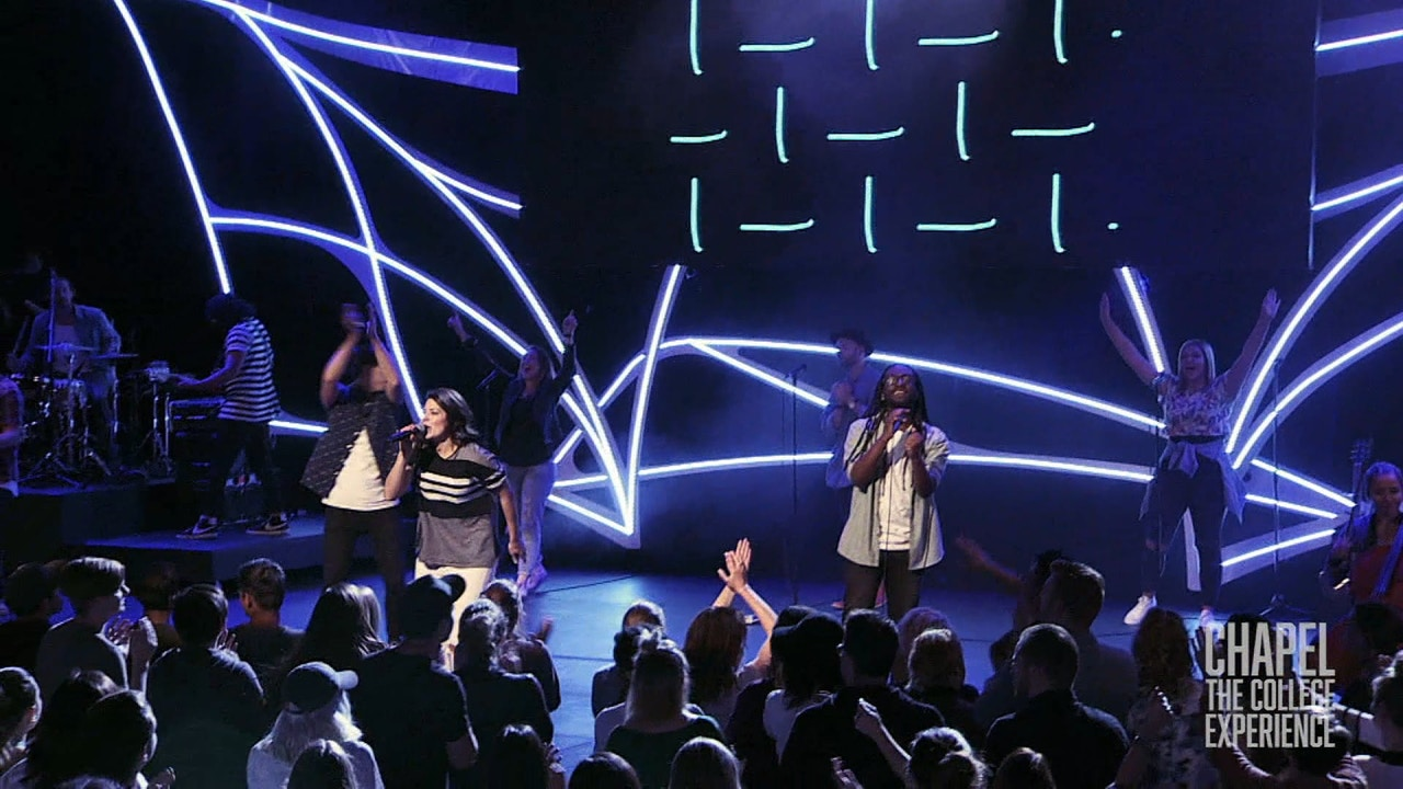 Watch Chapel:  The College Experience