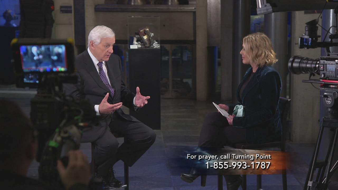 Watch A Tour of Prophecy Interview with Dr. David Jeremiah