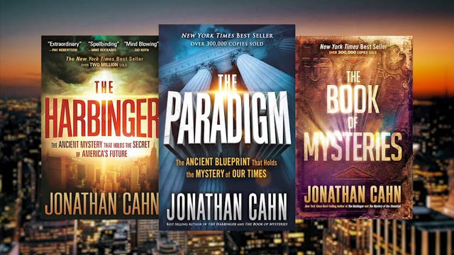 Guest Jonathan Cahn and James Ackerman