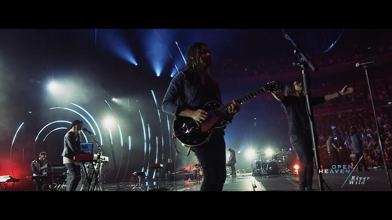 Watch Hillsong Worship:  Live Album Recording - Open Heaven/River Wild