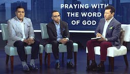 Video Image Thumbnail: Praying with the Word of God