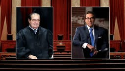 "Video Image Thumbnail:ACLJ This Week with Jay Sekulow, ""Supreme Court Vacancy: Justice Antonin Scal..."