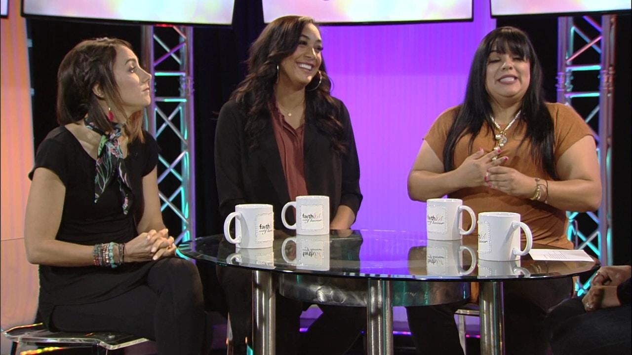 Watch Ashlee Mesa, Alli Vazquez and Johana Hernandez | Why Break Ups Are Healthy