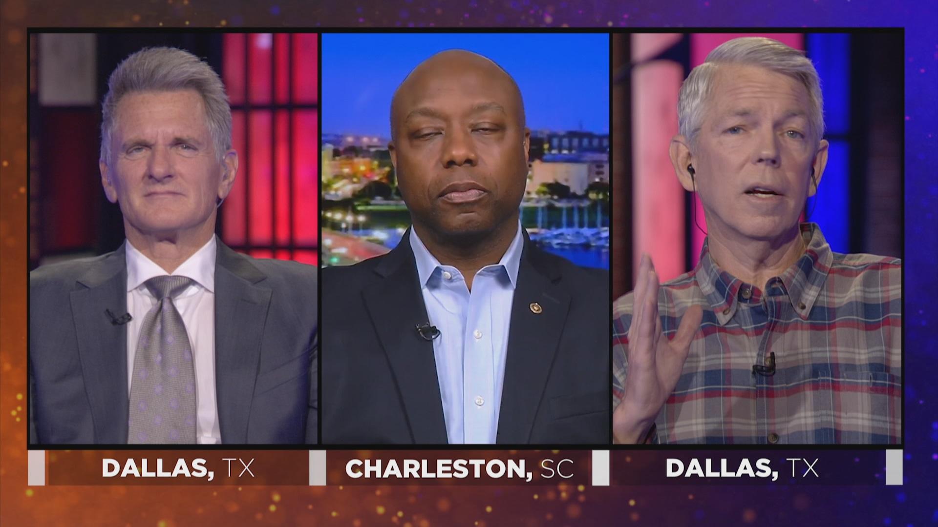Praise | David Barton, Tim Scott, and Greg Surratt | April 7, 2020