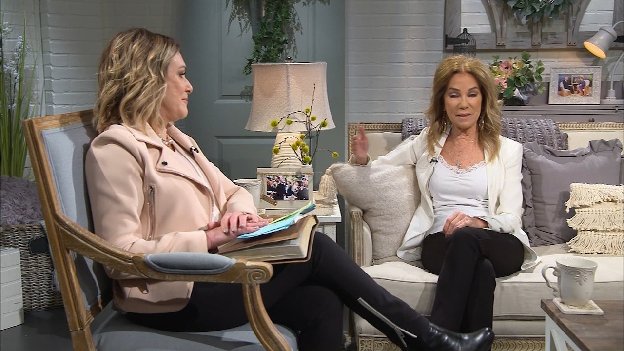 Watch Kathie Lee Gifford | The Rock the Road and the Rabbi