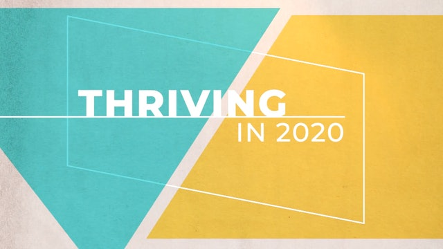 Thriving in 2020 with Elisabeth Hasselbeck