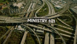 Video Image Thumbnail: Ministry 101