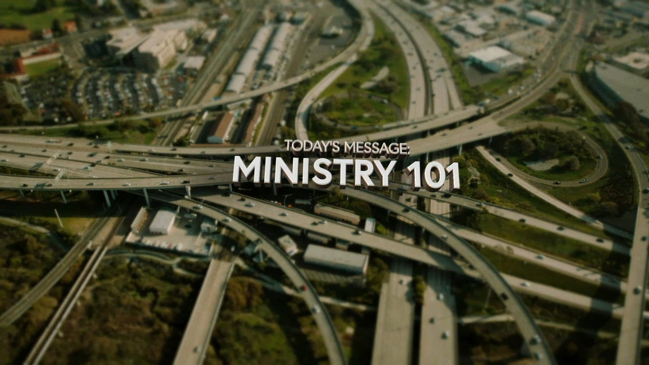 Watch Ministry 101