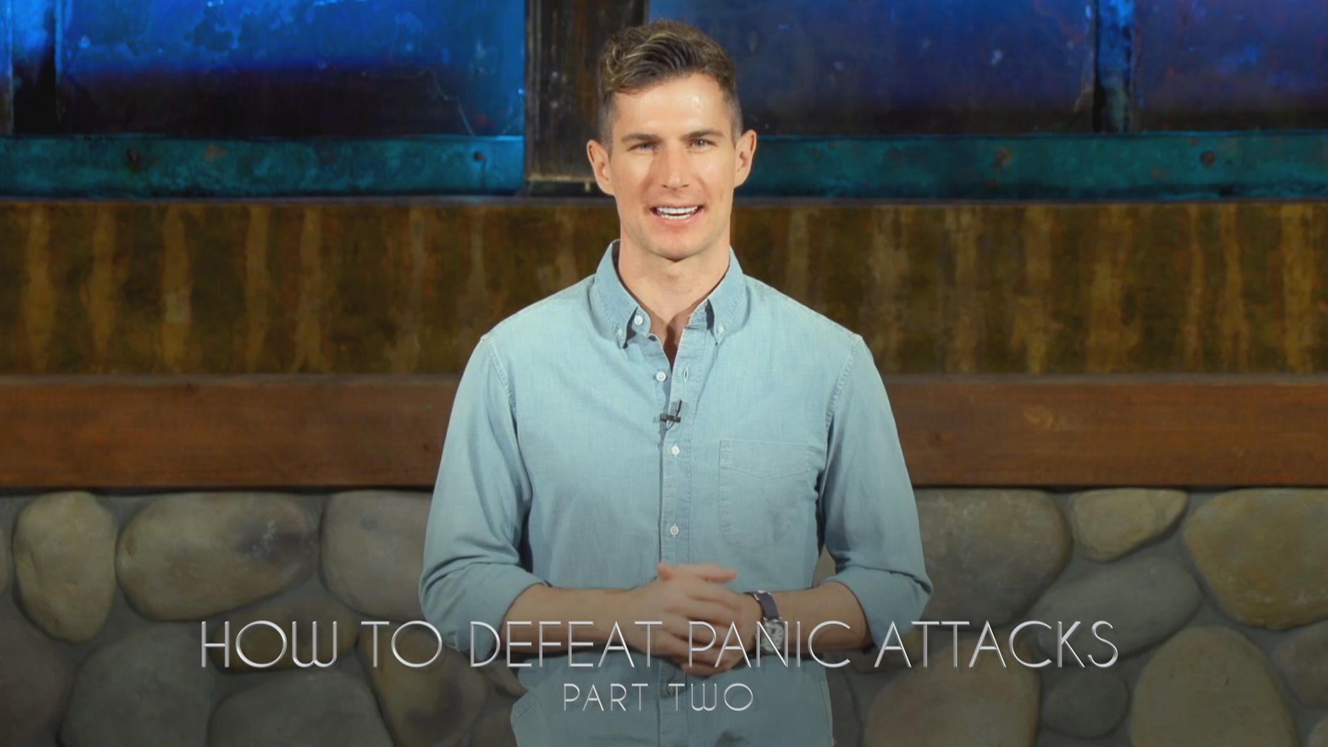How To Defeat Panic Attacks Part 2