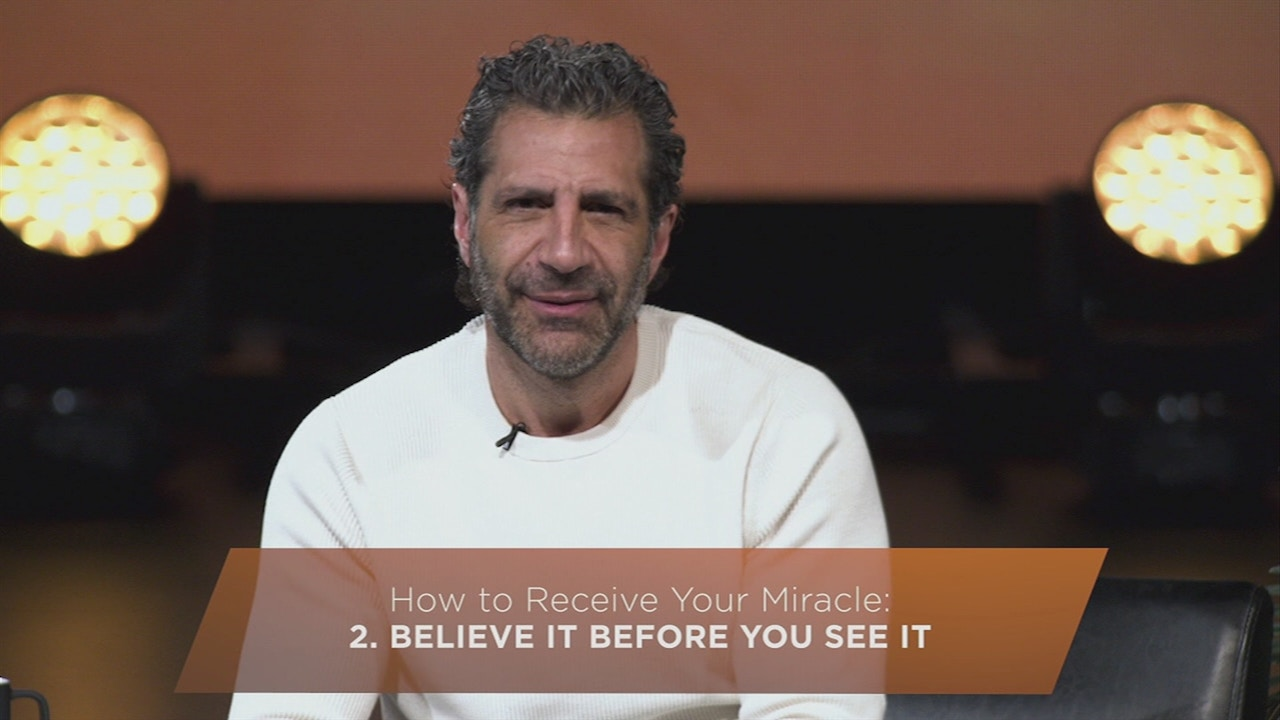 Watch How to Receive Your Miracle