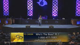 Video Image Thumbnail: Who's the Boss? Part 1