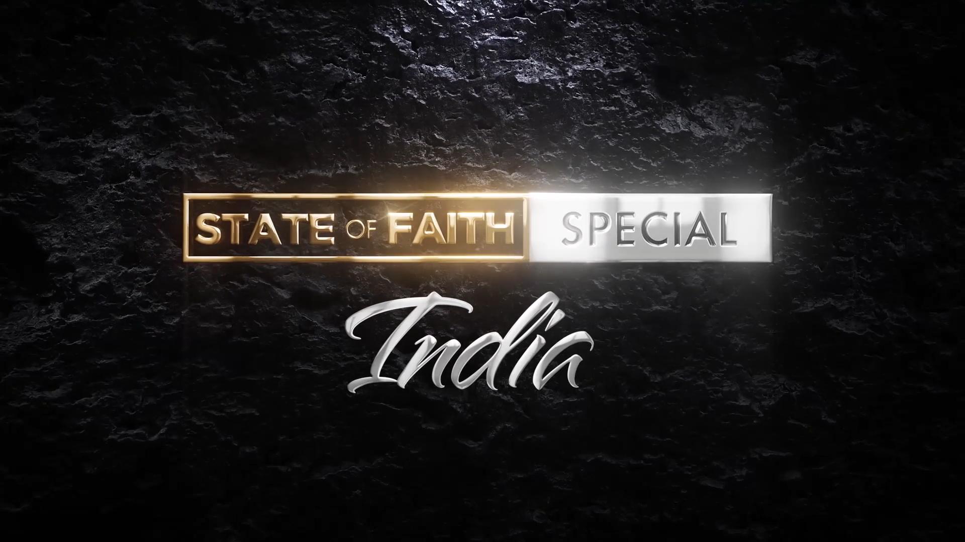 State of Faith - India