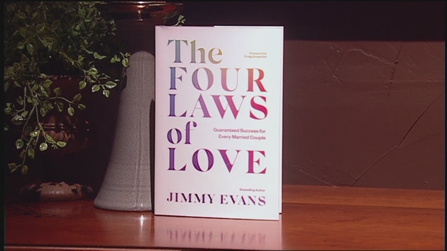 Jimmy Evans   The Four Laws Of Love