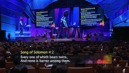 Video Image Thumbnail:Jesus' Love Unveiled in the Song of Songs -- 1 Part 3
