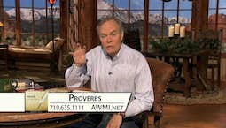 Video Image Thumbnail: The Book of Proverbs   Monday